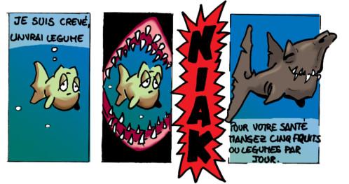 L'avis des requins