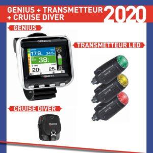 Offre noel 2020 Genius Mares