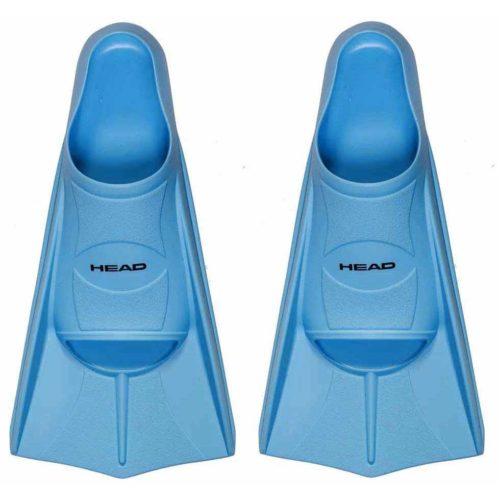 Palmes piscine Head Soft bleu clair