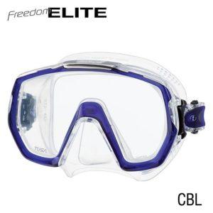 masque freedom elite bleu