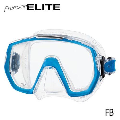 masque freedom elite bleu clair