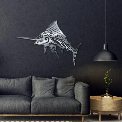 """Décoration murale """"L'Espadon"""""""