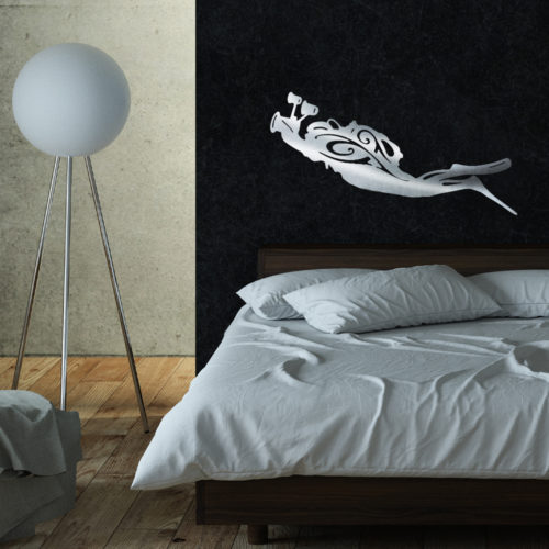 """Décoration murale """"Plongeur Photographe"""""""
