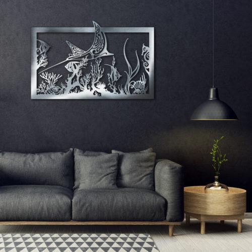 """Décoration murale """"Ocean View"""""""