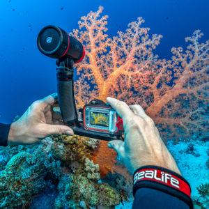 Caméra Sealife Reef Master RM-4K