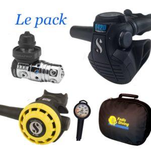 Pack détendeur SCUBAPRO MK25 Evo/D420