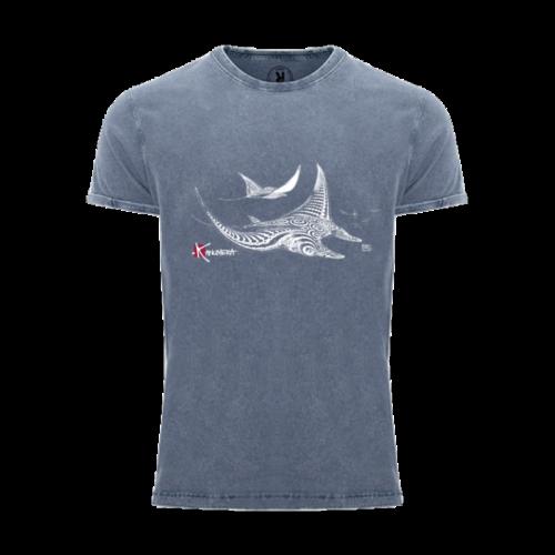 T-shirt Kanumera Raie Tatoo